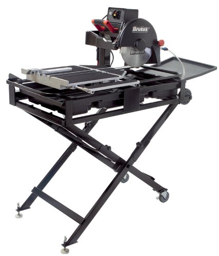 For Sale! QEP 61024 24-Inch BRUTUS Professional Tile Saw with Water Pump and Folding Stand