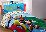 Disney Mickey Mouse Clubhouse Twin Comforter Kids Room Mickey