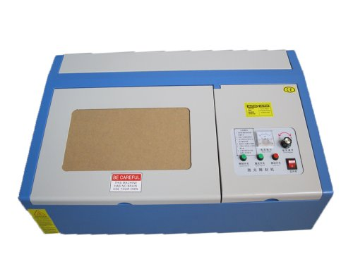 Tenhigh Co2 40w Laser Engraving Cutting Machine Picture