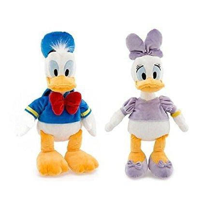 Disney-Ducks-Bean-Bag-Plush-Set-Donald-and-Daisy-Duck
