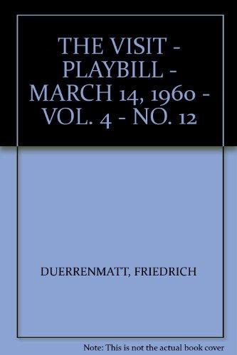 essay on the visit by friedrich durrenmatt