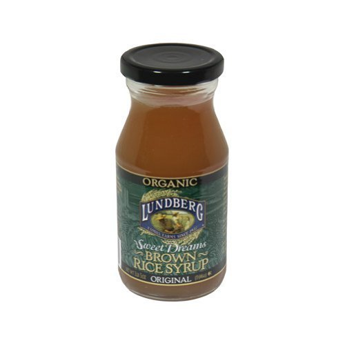 Lundberg Farms Organic Sweet Dreams Brown Rice Syrup, 21 Ounce -- 12 per case. by Lundberg