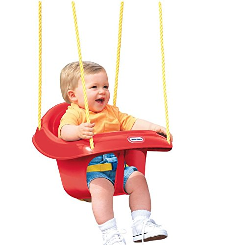 Little Tikes High Back Toddler Swing (Toddler Outdoor Playground compare prices)