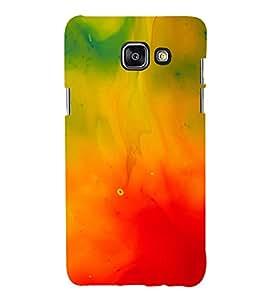 MODERN ART SMOKY PATTERN OF MIST 3D Hard Polycarbonate Designer Back Case Cover for Samsung Galaxy A5 (2016) :: Samsung Galaxy A5 A510F (2016) A510M A510FD A510Y