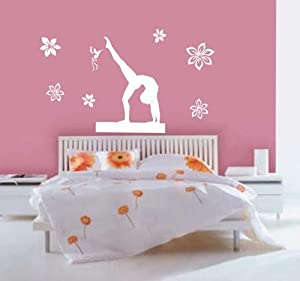 Gymnastic-gymnastics beam dance - Home Decor Products - Amazon.com