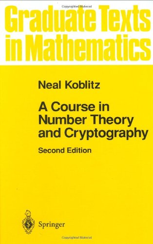 an introduction to mathematical cryptography pdf