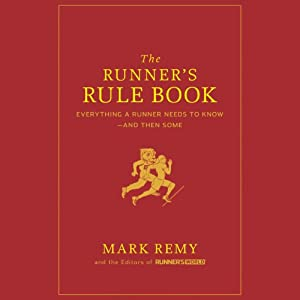 The Runner's Rule Book Hörbuch