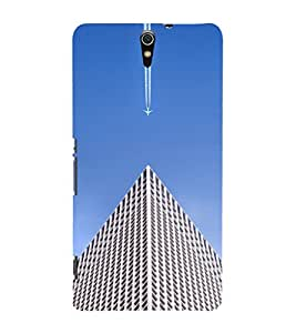 EPICCASE Skyscrapper Mobile Back Case Cover For Sony Xperia C5 Ultra Dual (Designer Case)