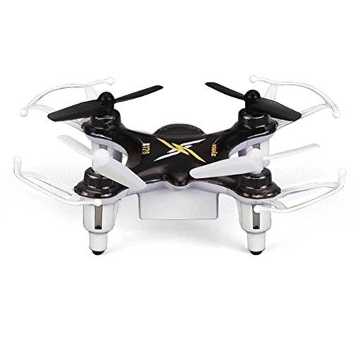 Perman Syma X12S Nano 2.4G 6-Axis Gyro RC Quadcopter Mini Drone RTF UFO Helicopter Aircraft Black