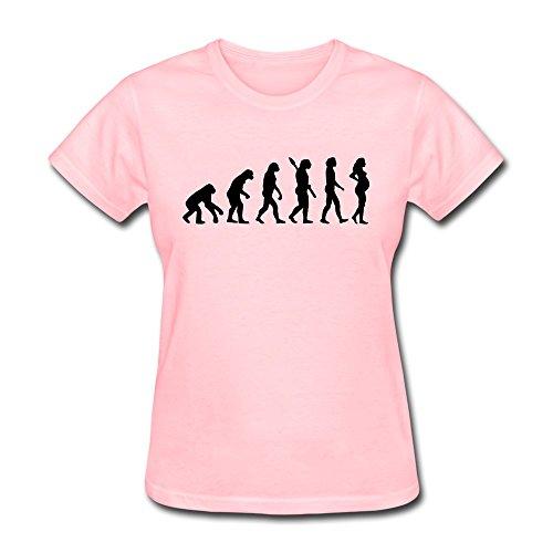 Zhitian Women'S Pregnant Woman T-Shirt - S Pink