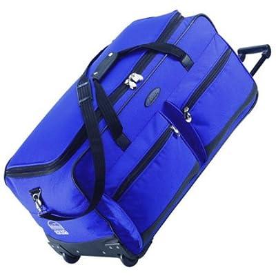Jeep Extra Large 31'' Wheeled Luggage Bag (Royal Blue)
