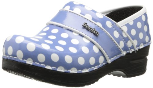 Sanita Women's Professional Dottie Mule