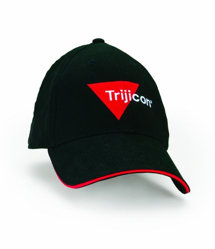 Trijicon Logo Hat, Black