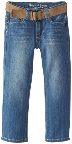 Request Jeans Little Boys' Warhol, Medium Stone, 5