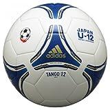 (アディダス) adidas 2012年モデル サッカーボール キッズ 4号球 TANGO12 フットボール/U-12 試合球
