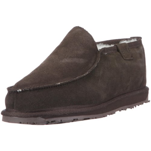 Emu Australia Men's Bubba Chocolate Slipper M10048 12 UK