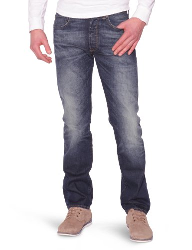Levi's 501 Original Fit Straight Men's Jeans Fishin Pole W36 INxL34 IN