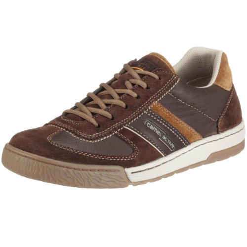 Camel Active Men's Casablanca 12 Trainers 206.12.03 Brown 6.5 UK