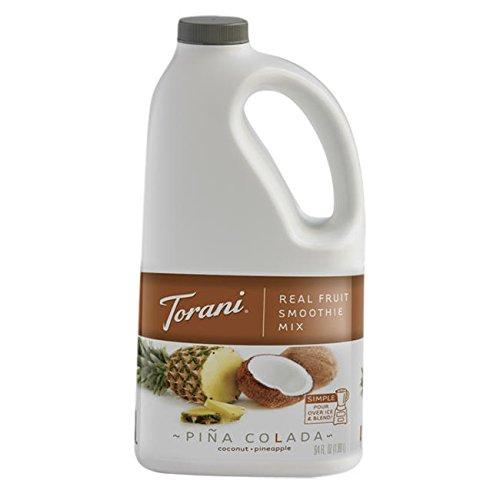 Torani® Real Fruit Smoothie Pina Colada front-354936