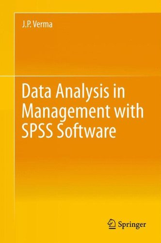 Data Analysis in Management with SPSS Software