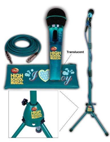Disney High School Musical Microphone Mic Kit