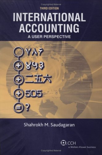 international accounting Optional global study opportunities which in the past have included the big four international accounting firms, the london stock exchange.