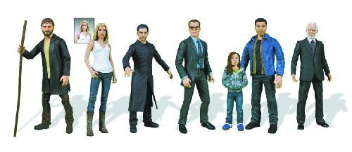 Buy Low Price Mezco HEROES Series 2: Action Figures Case of 12 (2 Sets) (B001714M2I)