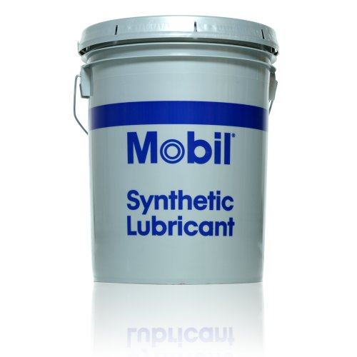 MOBIL SHC 630 Synthetic Gear & Bearing Oil - 5 gal. pail (Mobil Shc 630 compare prices)
