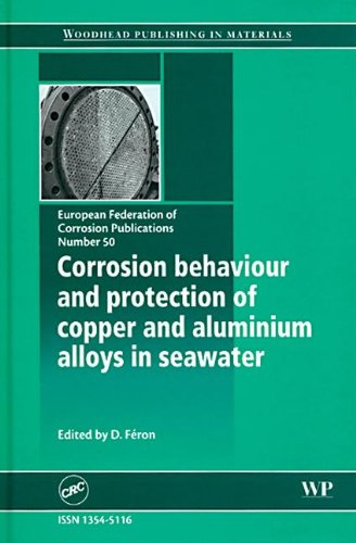Corrosion Behaviour and Protection of Copper and Aluminum Alloys in Seawater (EFC 50) (European Federation of Corrosion