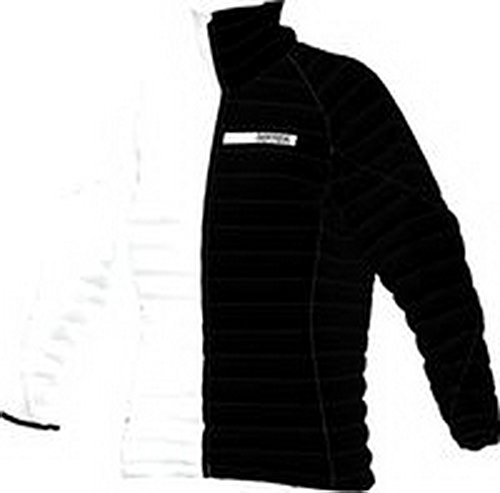 Adidas Clima heat piumino-TX, Donna, TX Climaheat Daunenjacke, bianco / nero, 44