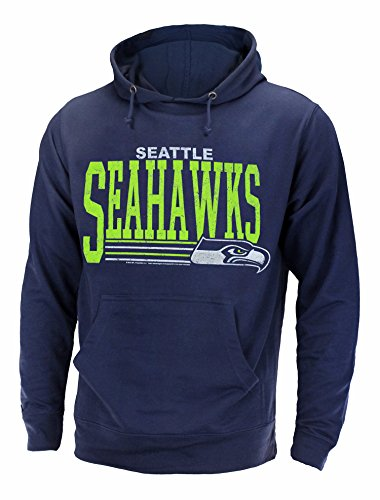 Seattle-Seahawks-NFL-Mens-Fundamentals-Pullover-French-Terry-Hoodie-Navy