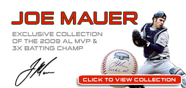 Ironclad Joe Mauer Exclusive