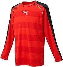 (プーマ)PUMA BTS ロングスリーブトレーニングTシャツ 654685 02 プーマ レッド L