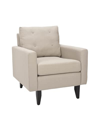 Safavieh Caleb Club Chair, Taupe