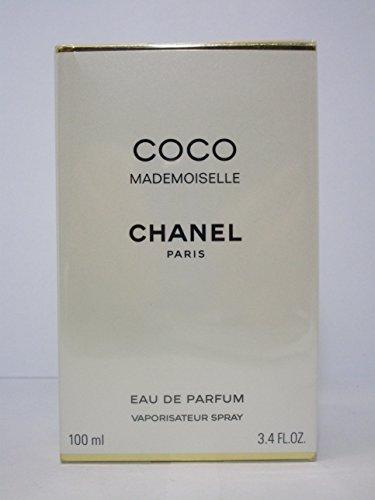 COCO discount duty free [Paris fragrance] Coco Mademoiselle Eau De Parfum Spray 3.4 fl oz/100ml - Brand New Sealed