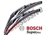 Daihatsu Fourtrak 07/84 - 03/02 BOSCH Super Plus Windscreen Wiper Blades SP15 / SP15 TWIN PACK