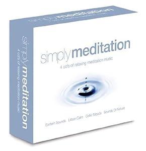 Simply Meditation (Coffret 4 CD)