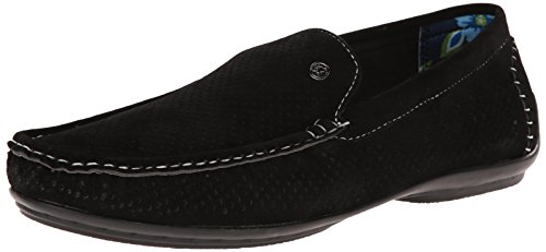 Stacy Adams Men's Pax Moc Toe Slip On Shoes  - 12.0 M