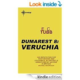 Veruchia: The Dumarest Saga Book 8