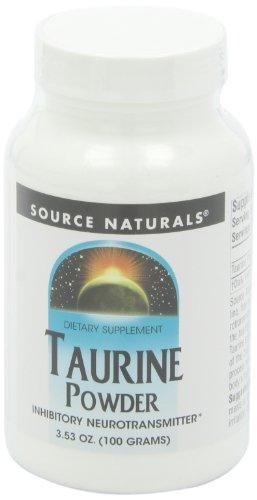 Source of taurine