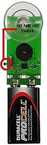 Laser Mic Surveillance Defeater Laser Countermeasure Surveillance Protection Device