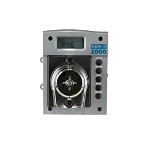 Orb-3 2000 Peristaltic Pump for Pools and Ponds