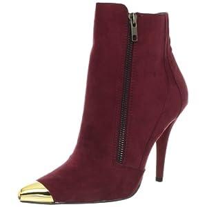 MIA Women's Daphne Boot,Burgundy Nova,8 M US