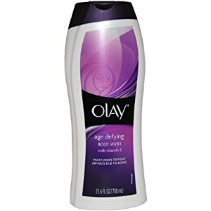 Olay Olay Age Defying Body Wash with Vitamin E 700 ml (Duschgele)