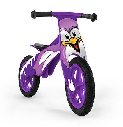 Bicicletta senza pedali - Balance bike - Bike - Biciclette per bambini - Bici - Prima bicicletta MILLY MALLY DUPLO Pinguin - First Bike