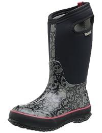 Bogs Classic Skulls Waterproof Winter and Rain Boot (Infant/Toddler/Little Kid/Big Kid)