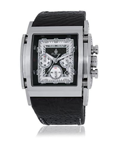 Burgmeister Reloj de cuarzo Saragossa Negro 44 mm