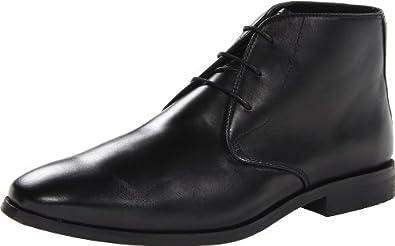 Florsheim Men's Jet Chukka Boot,Black,7 D US