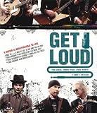 ゲット・ラウド ジ・エッジ、ジミー・ペイジ、ジャック・ホワイト×ライフ×ギター [Blu-ray]