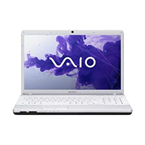 41aY9LQNScL. AA300  Sony VAIO VPCEH37FX/W 15.5 Inch Laptop Review
